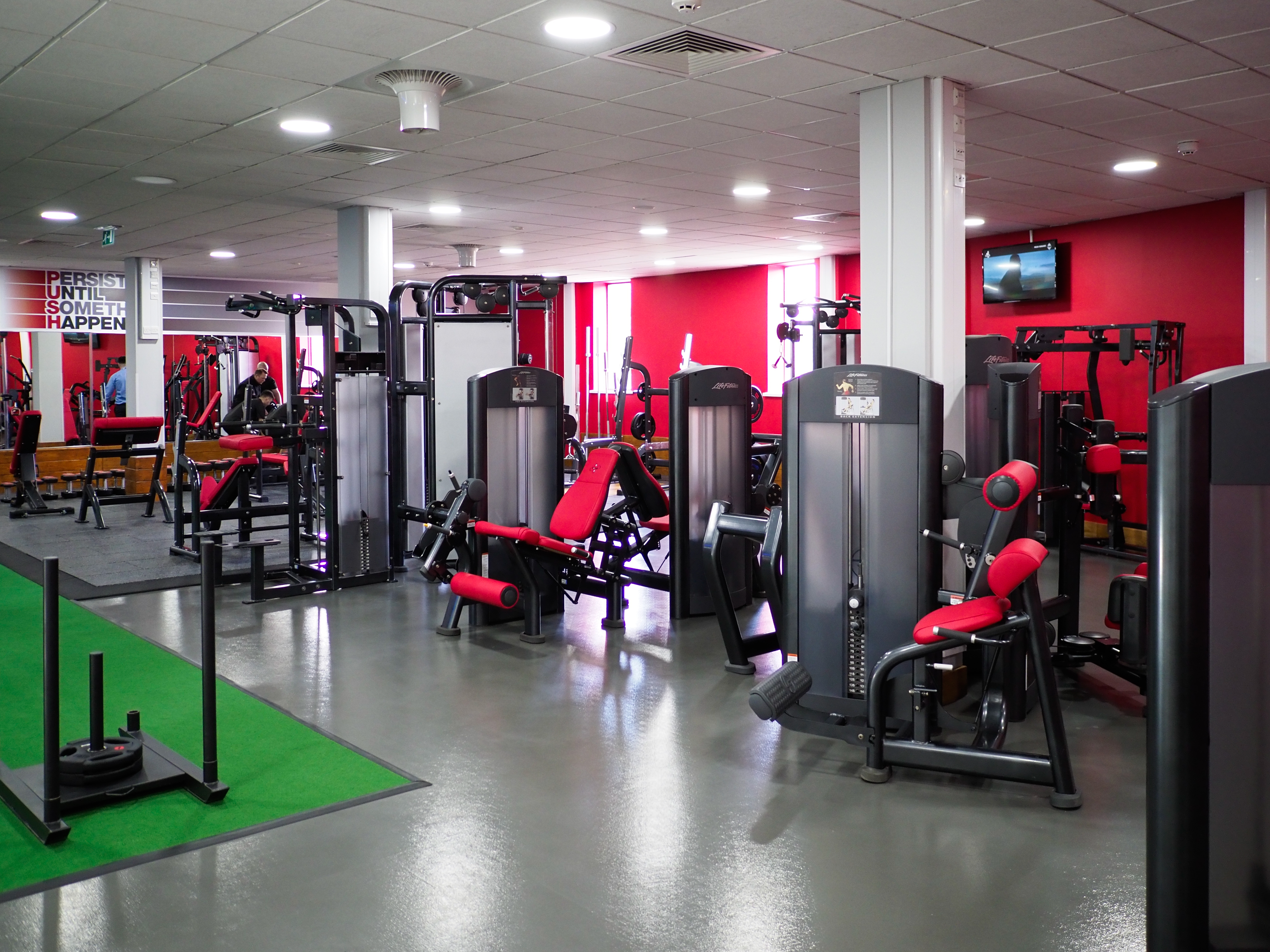 Volair Kirkby Health Amp Fitness Gym Swimming Football